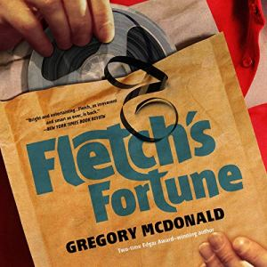 Fletch's Fortune audiobook cover art