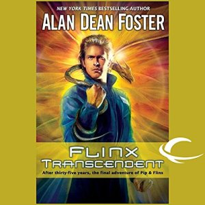 Flinx Transcendent audiobook cover art