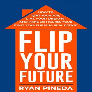 Flip Your Future audiobook cover art