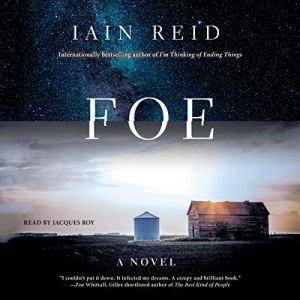 Foe audiobook cover art