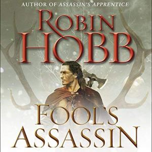 Fool's Assassin audiobook cover art