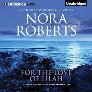 For the Love of Lilah audiobook cover art