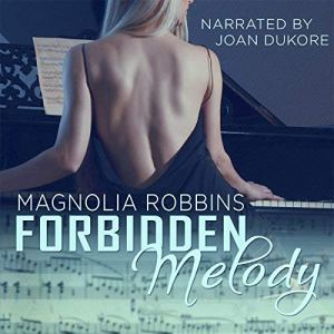 Forbidden Melody audiobook cover art