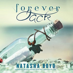Forever, Jack audiobook cover art