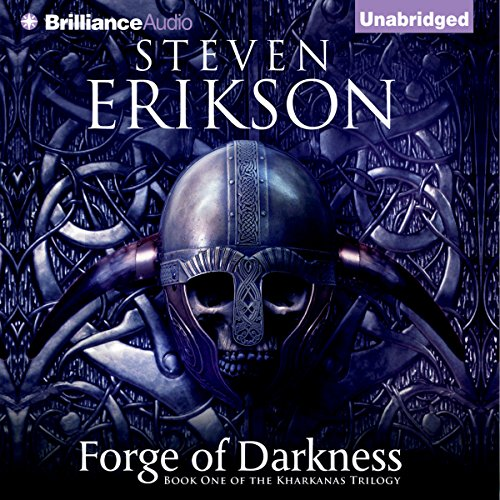 Forge of Darkness audiobook cover art