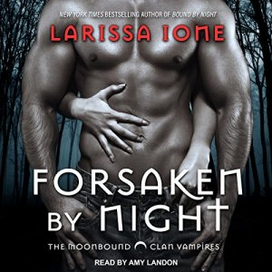 Forsaken by Night audiobook cover art