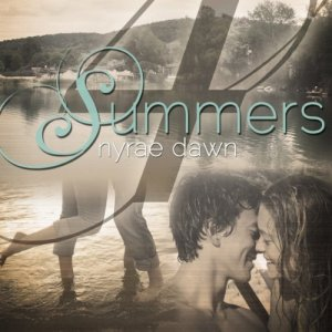 Four Summers audiobook cover art