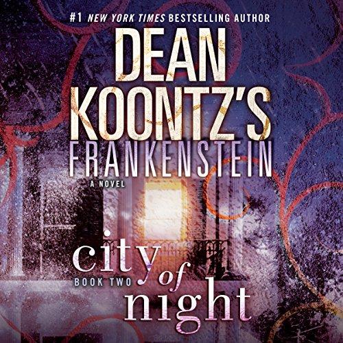 Frankenstein: City of Night audiobook cover art