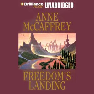 Freedom's Landing audiobook cover art