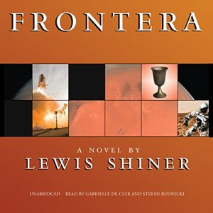 Frontera audiobook cover art