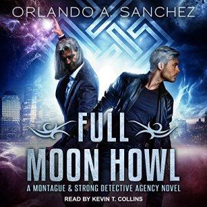 Full Moon Howl audiobook cover art
