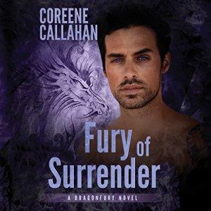 Fury of Surrender audiobook cover art