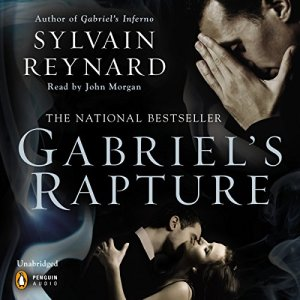 Gabriel's Rapture audiobook cover art