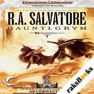 Gauntlgrym audiobook cover art