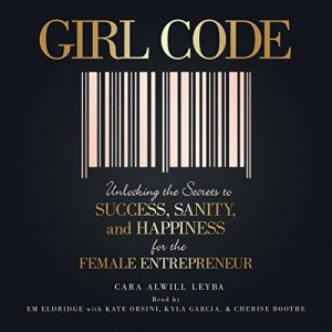 Girl Code audiobook cover art