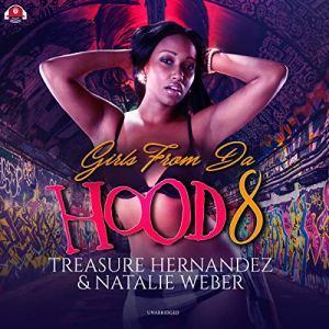Girls from da Hood 8 audiobook cover art