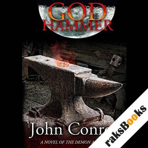 God Hammer audiobook cover art