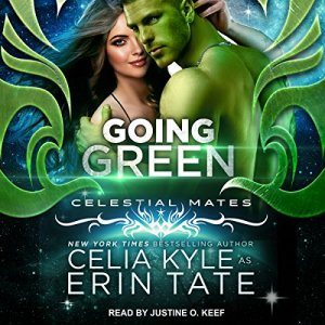 Going Green audiobook cover art