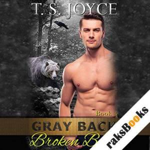 Gray Back Broken Bear audiobook cover art