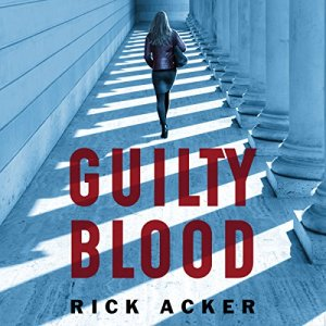 Guilty Blood audiobook cover art