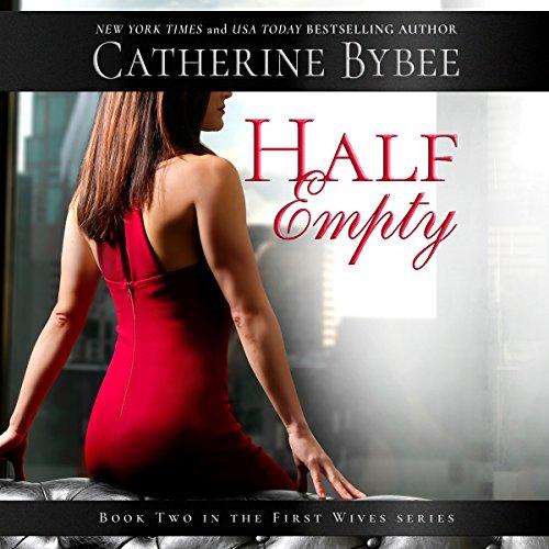 Half Empty audiobook cover art