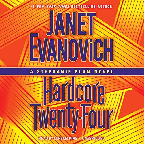 Hardcore Twenty-Four audiobook cover art