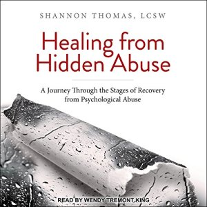 Healing from Hidden Abuse audiobook cover art