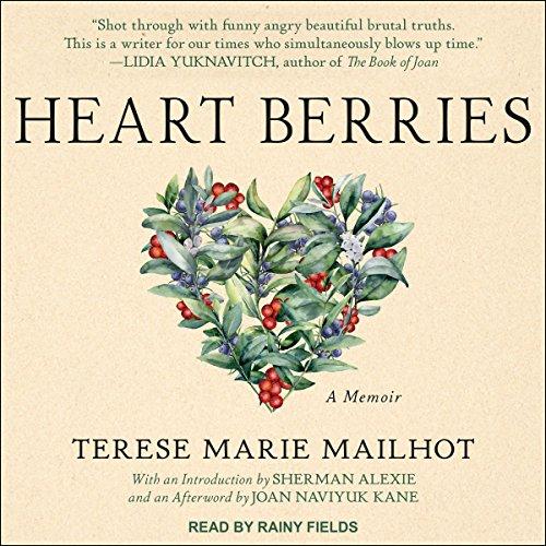 Heart Berries audiobook cover art