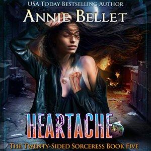 Heartache audiobook cover art
