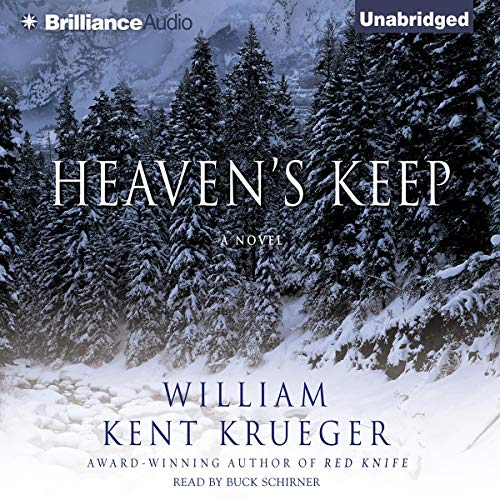 Heaven's Keep audiobook cover art