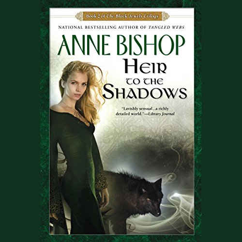 Heir to the Shadows audiobook cover art
