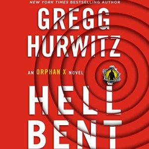 Hellbent audiobook cover art