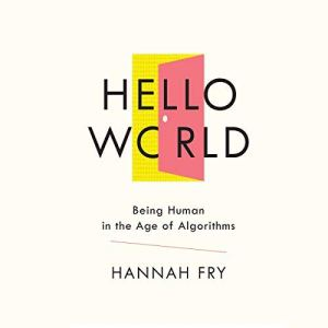 Hello World audiobook cover art
