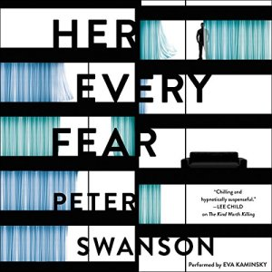 Her Every Fear audiobook cover art