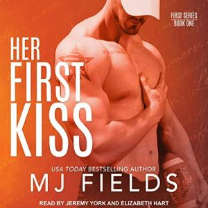 Her First Kiss: London's Story audiobook cover art