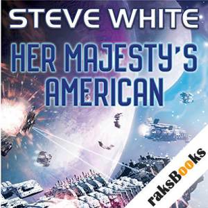 Her Majesty's American audiobook cover art