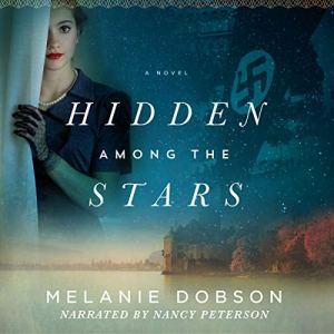 Hidden Among the Stars audiobook cover art