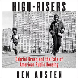 High-Risers audiobook cover art