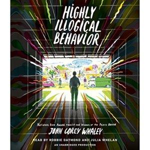 Highly Illogical Behavior audiobook cover art