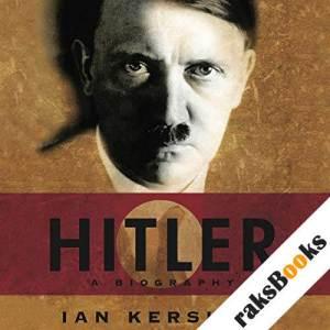 Hitler audiobook cover art