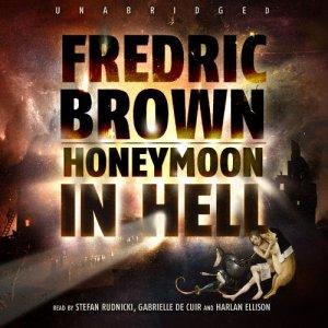 Honeymoon in Hell audiobook cover art