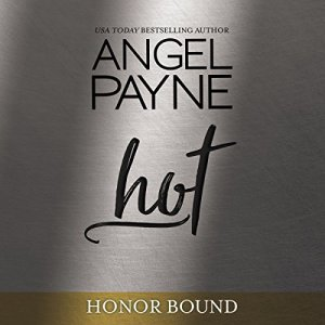 Hot audiobook cover art