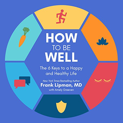 How to Be Well audiobook cover art
