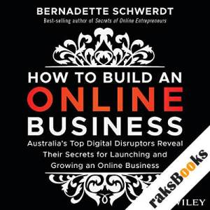 How to Build an Online Business audiobook cover art