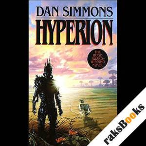 Hyperion  audiobook cover art
