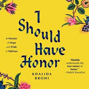 I Should Have Honor audiobook cover art