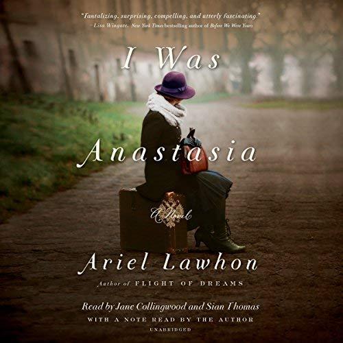 I Was Anastasia audiobook cover art