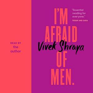 I'm Afraid of Men audiobook cover art
