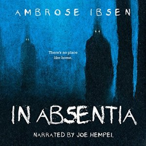 In Absentia audiobook cover art