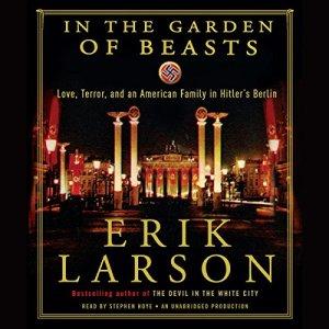 In the Garden of Beasts audiobook cover art